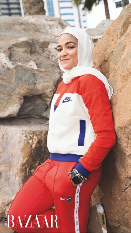Manal Rostom And A Crew Of Incredible Hijabi Women Are Climbing To Everest Base Camp