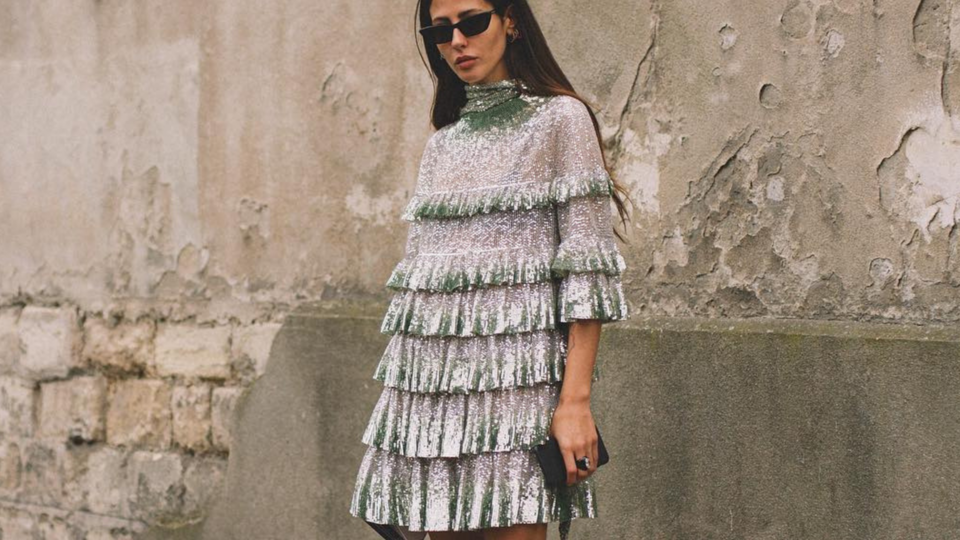 Halima Officially Wins PFW Street Style