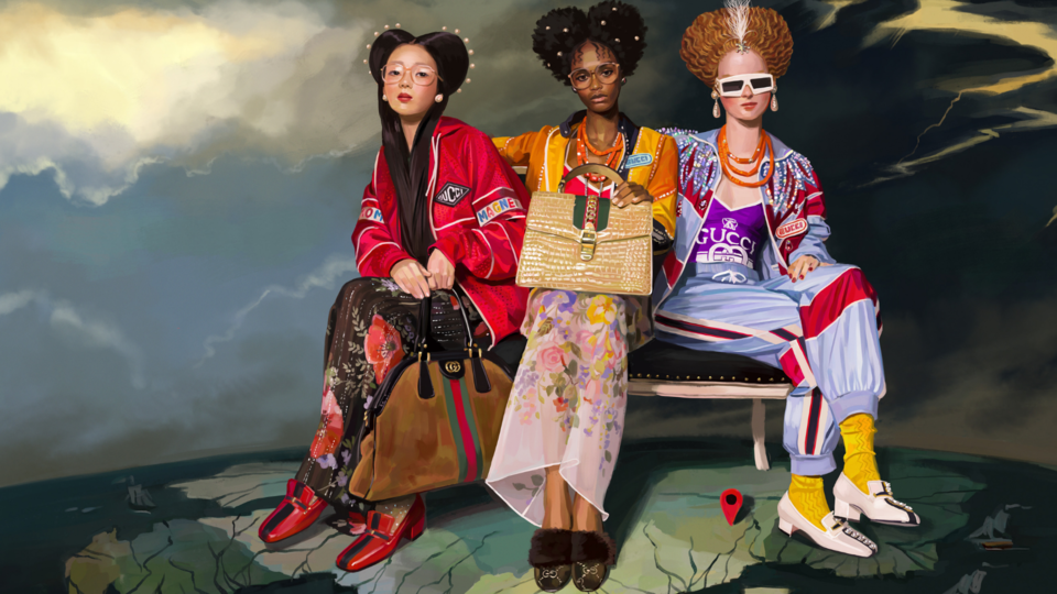 Gucci Has Officially Been Crowned The Hottest Fashion Brand On The Planet