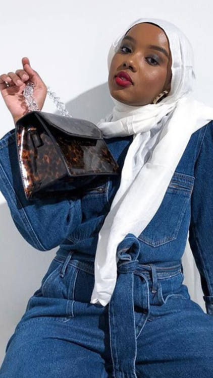 #OneToWatch: Rising 20-Year-Old Hijabi Model Salma J