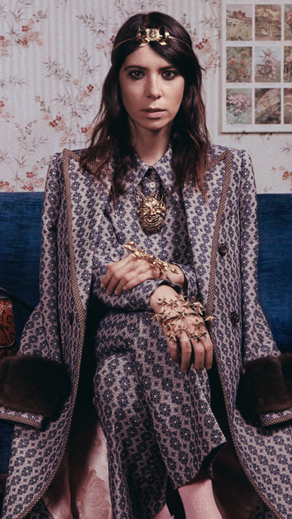 Can We Talk About The Fashion Storytelling In Gucci's Latest Campaigns?