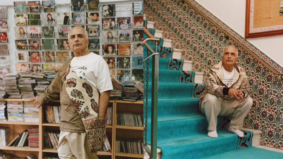 This British-Iranian Designer Is A LVMH Prize Semi-Finalist