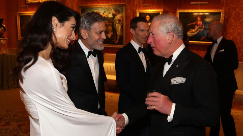 Amal Clooney Will Have An Award Named After Her That Celebrates Women's Achievements