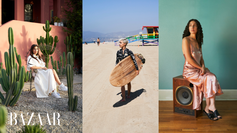 California Dreaming: Middle Eastern Talent Takes The West Coast