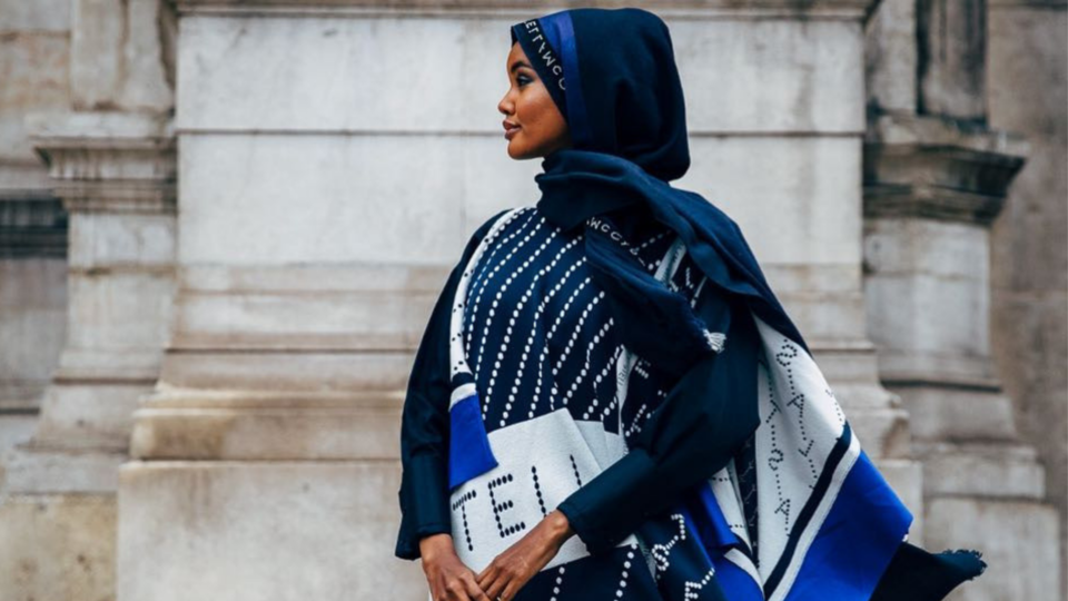Halima Aden Is Making Her Fashion Design Debut With A Headscarf Collection