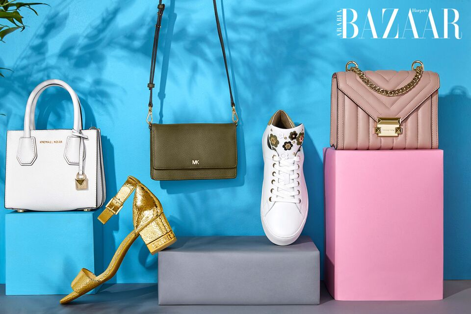 All The Accessories We Love For Spring From Designer Michael Kors