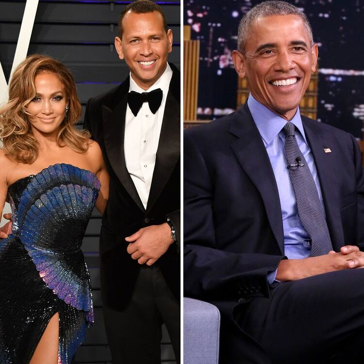 Barack Obama Surprised Jennifer Lopez And Alex Rodriguez With A Sweet Letter For Their Engagement