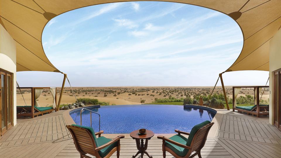 The Escape: Al Maha Resort & Spa