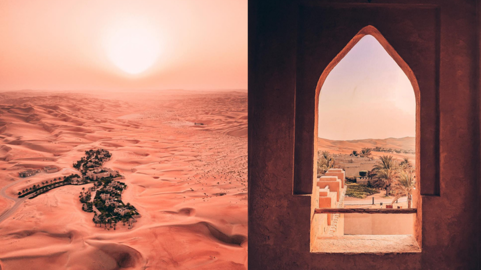 17 Of The Most Breath-Taking Instagrams From The Empty Quarter Desert