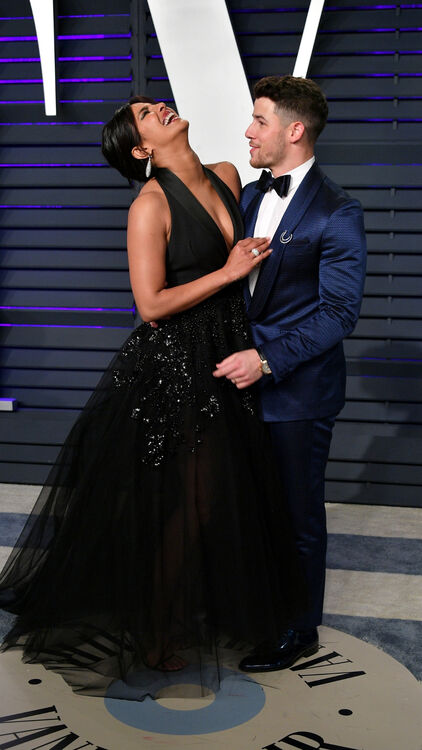 Pictures: All Of Priyanka Chopra And Nick Jonas' Sweetest Moments You May Have Missed