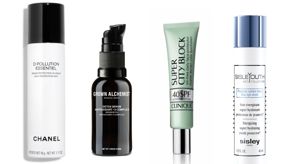 12 Anti-Pollution Skincare Products You Didn't Know You Needed