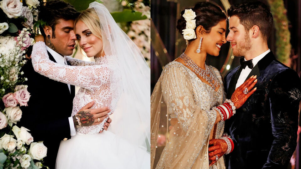 How These Celebrity Weddings Have Influenced This Year's Bridal Trends