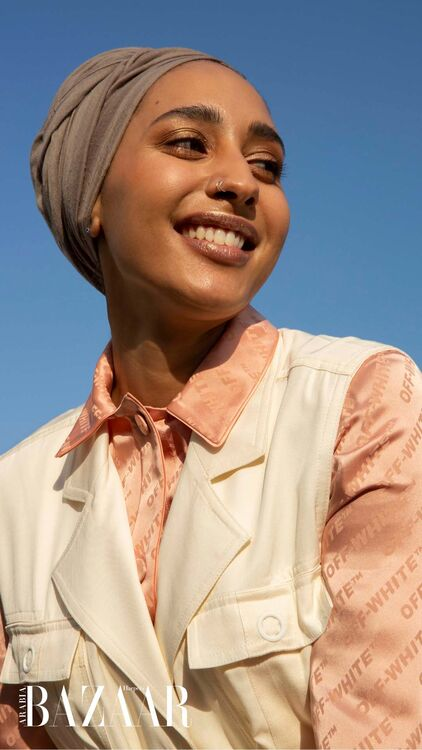 Interview: Hijabi Model Mariah Idrissi On Focusing On Your Faith, The Power Of Positivity And Having Self-Belief