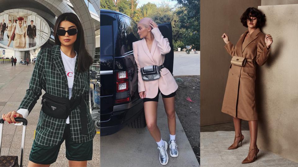 Glastonbury Chic: 11 Chic Ways To Wear A Bumbag