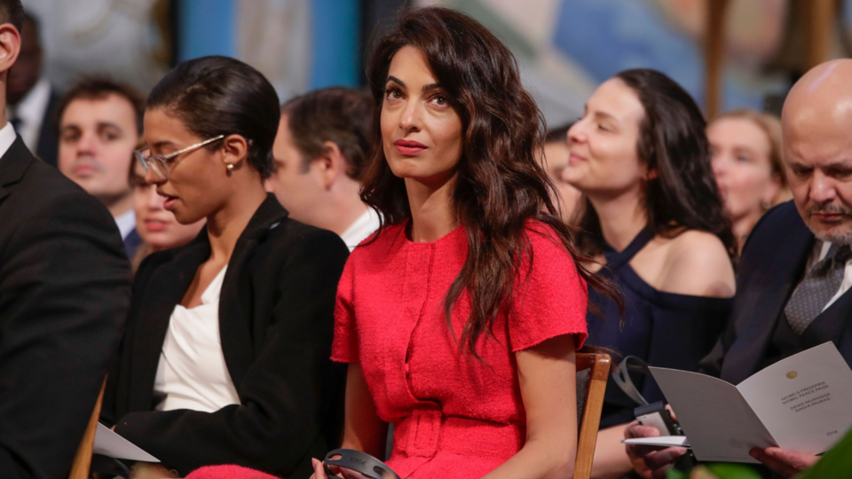 Amal Clooney Has A Very Special New Role