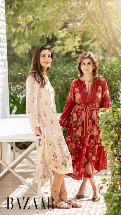 Dr. Lamees Hamdan And Sujata Assomull Open One-Of-A-Kind Boutique In Dubai