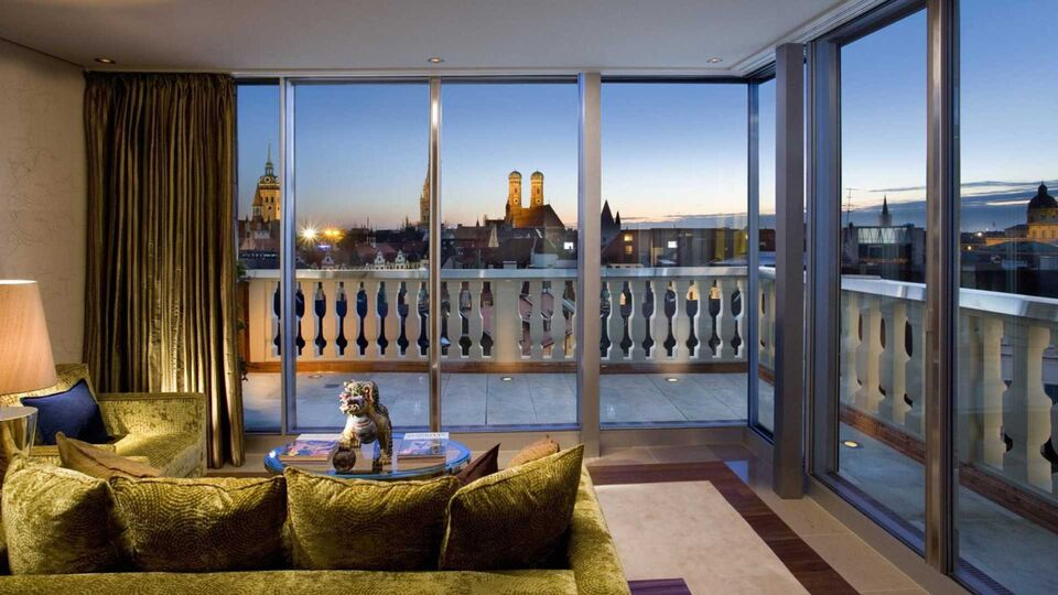 The Escape | Mandarin Oriental Munich