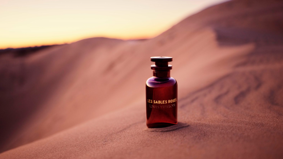 How Louis Vuitton's Latest Fragrance Pays Tribute To The Middle East