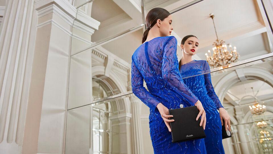 Rami Al Ali Collaborates With Charles Keith Harper S Bazaar Arabia
