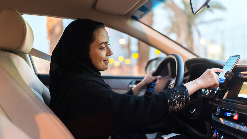Female Uber Drivers In Saudi Arabia Can Now Filter Potential Passengers By Gender