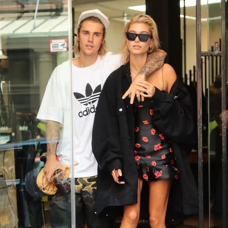 Hailey Bieber Is Launching A Make-Up Line Called Bieber Beauty