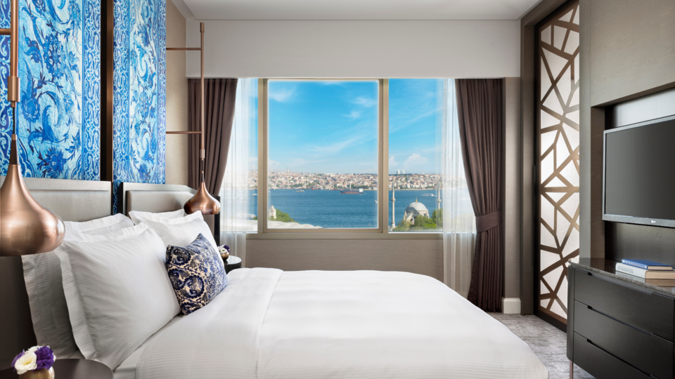 The Escape | The Ritz-Carlton, Istanbul