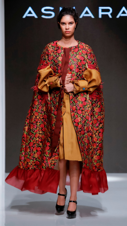 Arab Fashion Week 2019: The Runway Highlights