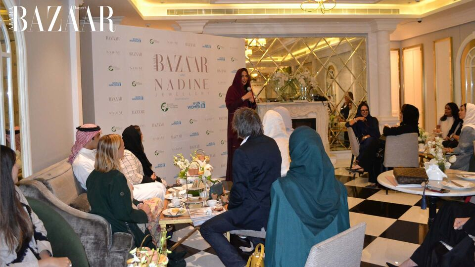 An Afternoon Tea With UN Women And The Alwaleed Philanthropies Charity Organisation