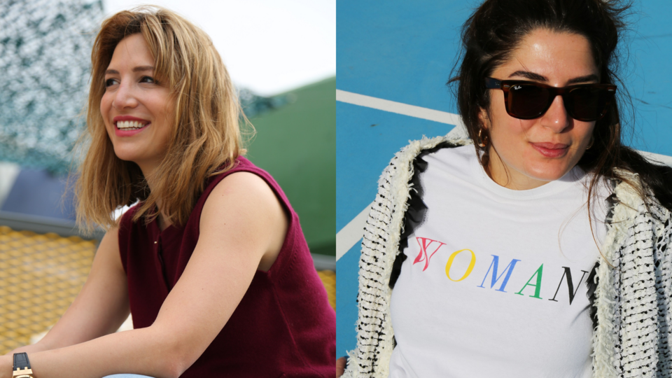 Interview: RIOT Founders Maya Talih And Tima Hamadeh On Saving The Planet Through Fashion