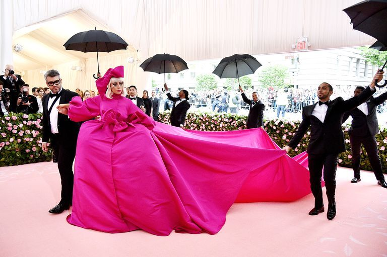 Lady Gaga Wore Not One But Four Different Looks On The Met Gala Red Carpet