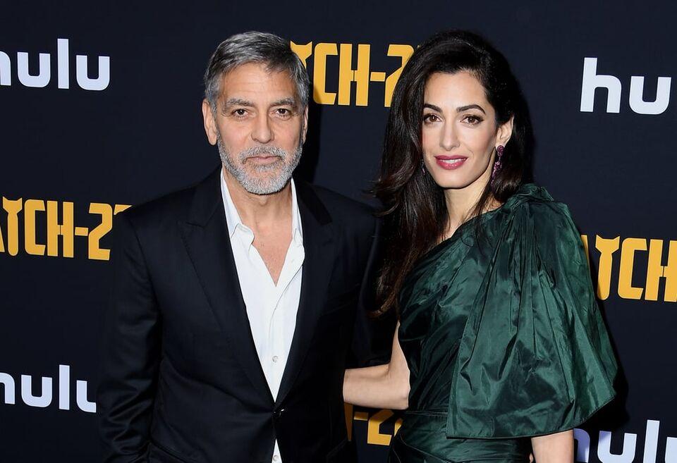 This Is Why Amal Clooney Missed The Met Gala