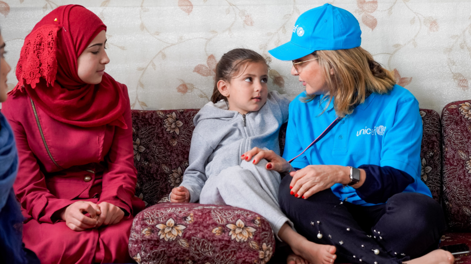 Ingie Chalhoub Gives Back To Society As She Meets Syrian Refugees In Jordan