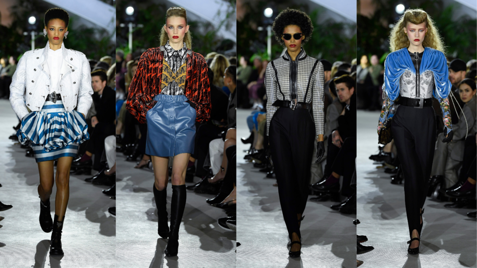 Every Look From The Louis Vuitton Cruise 2020 Collection