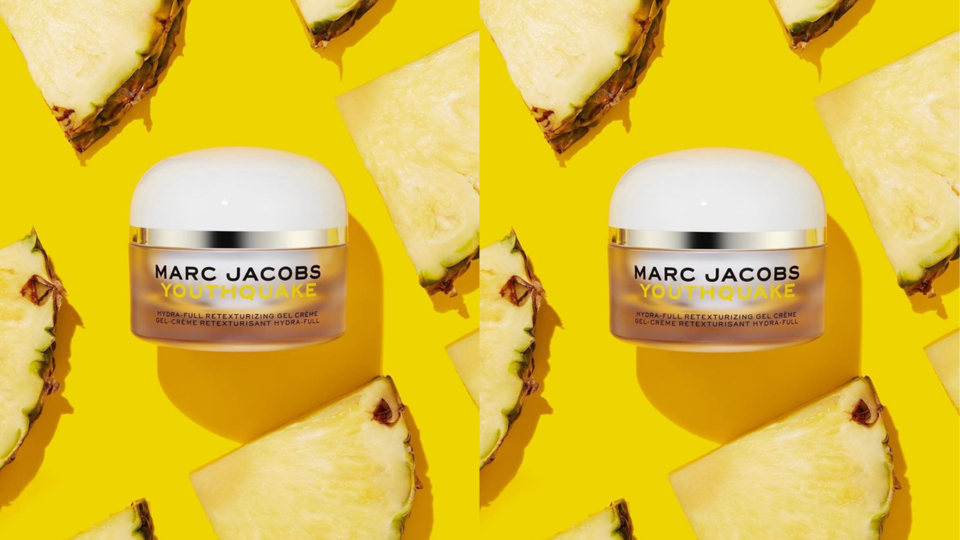 Everything You Need To Know About Marc Jacobs Beauty's New Multitasking Face Cream