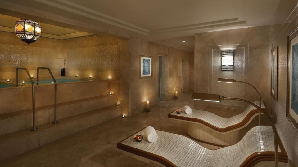 In Review: The Ritz-Carlton Spa, Dubai