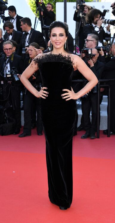 Nadine Labaki Leads The Glamour At The Star-Studded Premiere Of Les Misérables At Cannes Film Festival