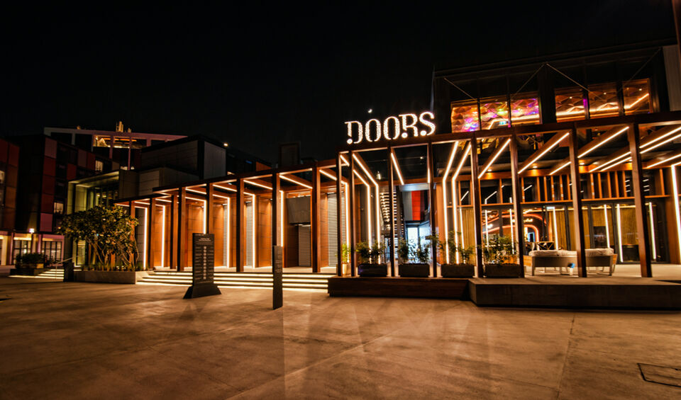#ChicEats: The DOORS Freestyle Grill Dubai, Al Seef