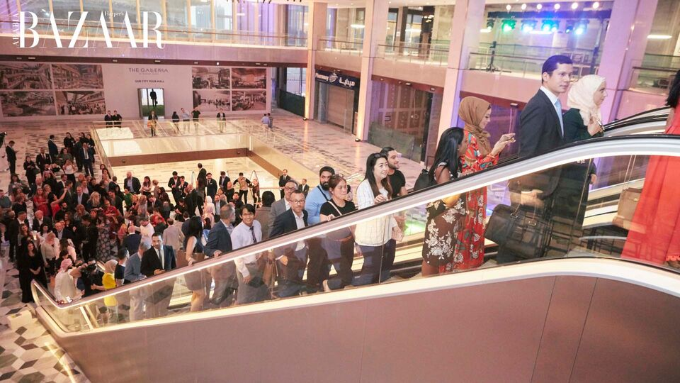 Pictures: The Exclusive Unveiling Of The Galleria Al Maryah Island's Highly Anticipated Extension