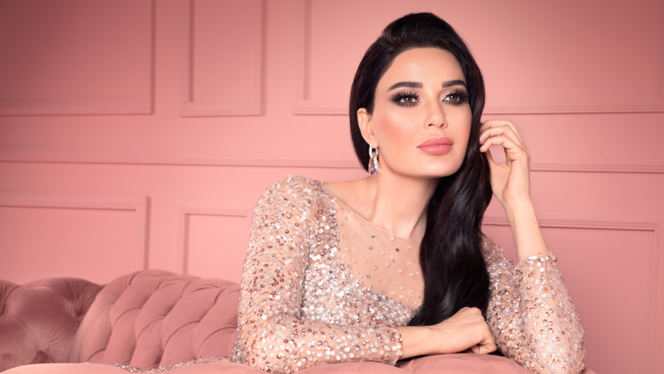 MAC Has Teamed Up With This Lebanese Superstar On A Shimmering New Collection