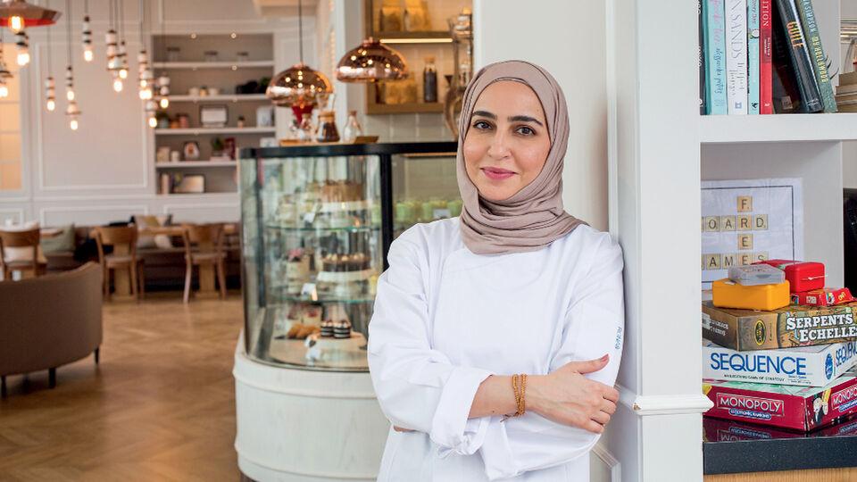Emirati Chef Amna Al Hashemi On The Joy Of Food And Opening Dubai-Fave Eatery 'Mitts & Trays'