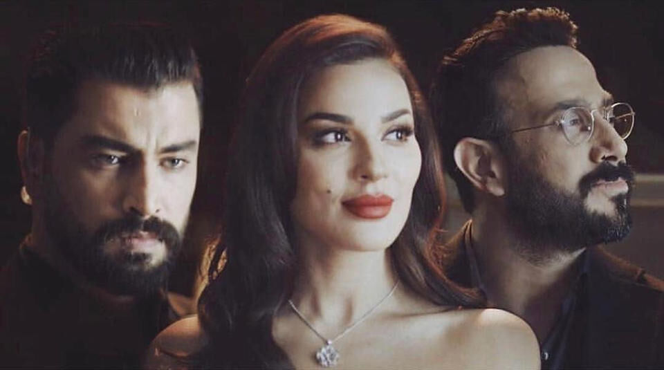 Nadine Njeim Says She Was Inspired by Princess Diana To Play Her Most Recent Role