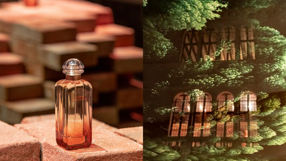 Hermes' Brand New Summer Scent Was Inspired By The Garden Of Eden