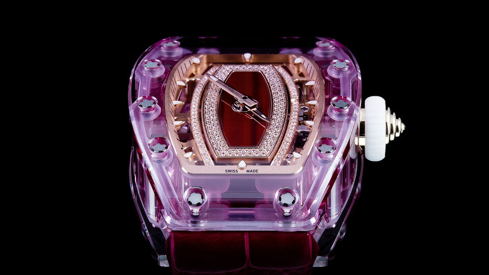 Is This The Most Magnificent Richard Mille Watch To Date?