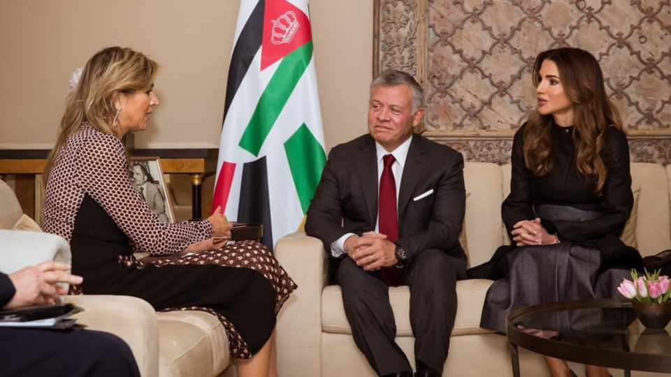 Photos Of Middle Eastern Royals Meeting Other Royals And Diplomats
