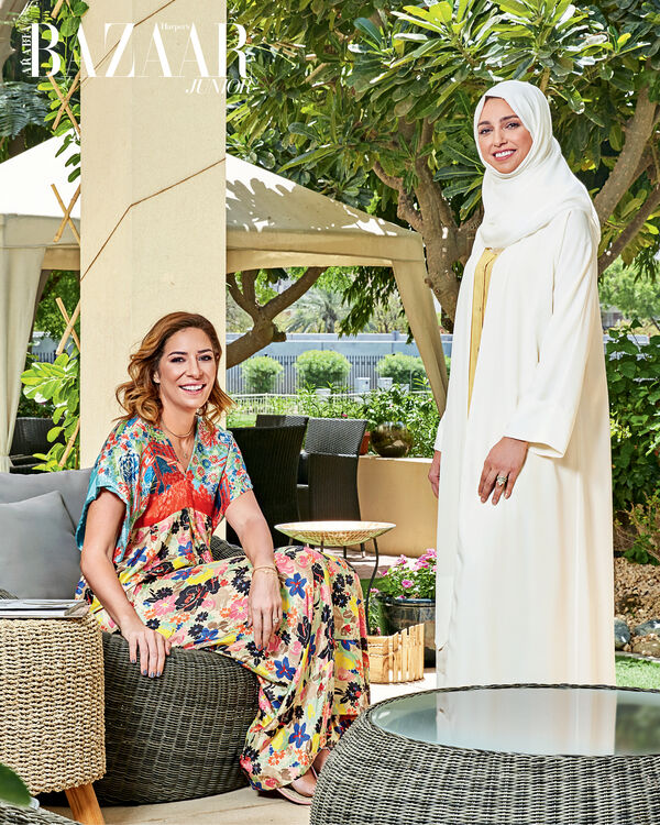 Balancing A Successful Career With Motherhood: Rania Masri And Latifa AlGurg Have All The Answers