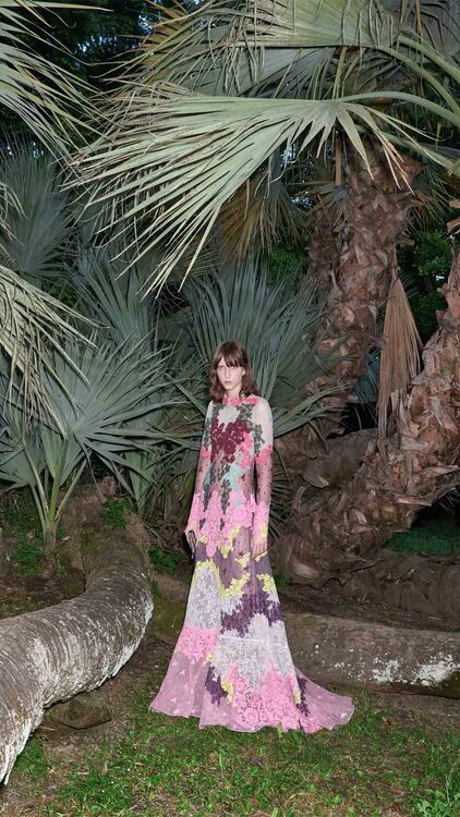 Valentino's Resort 2020 Collection Is Total Holiday Wardrobe Goals