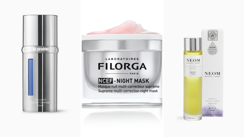 6 Nighttime Miracle Beauty Products You Need In Your Life