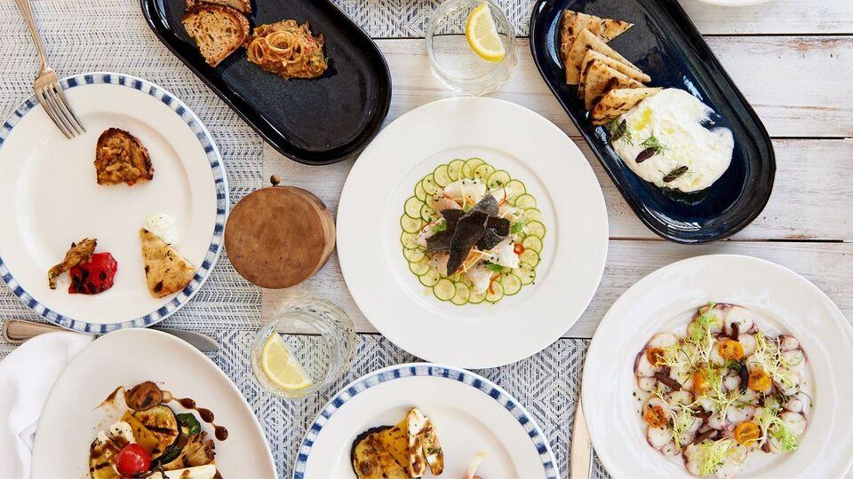 #ChicEats | Ammos Greek Restaurant, Rixos Premium, JBR