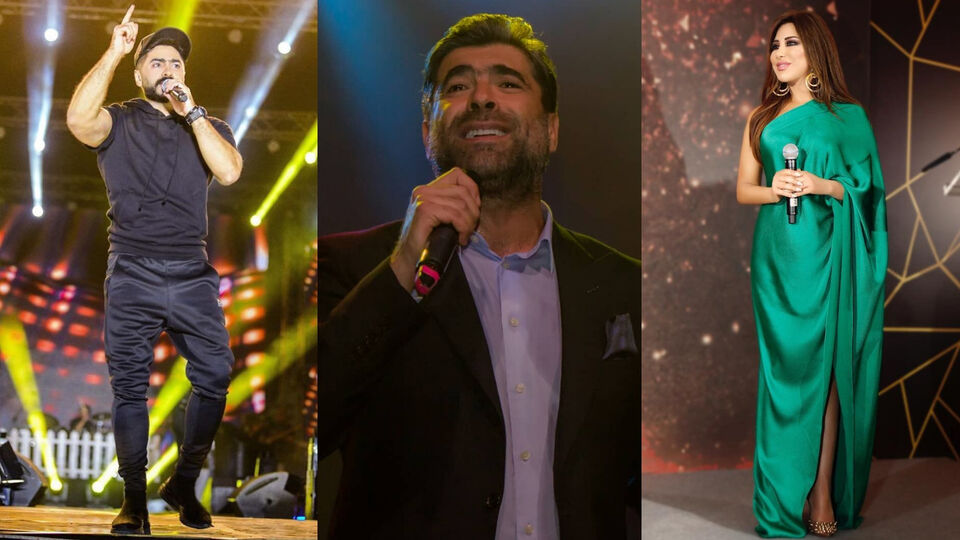Eid Al-Fitr 2019: These 6 Arab Superstars Are Performing In Dubai This Holiday