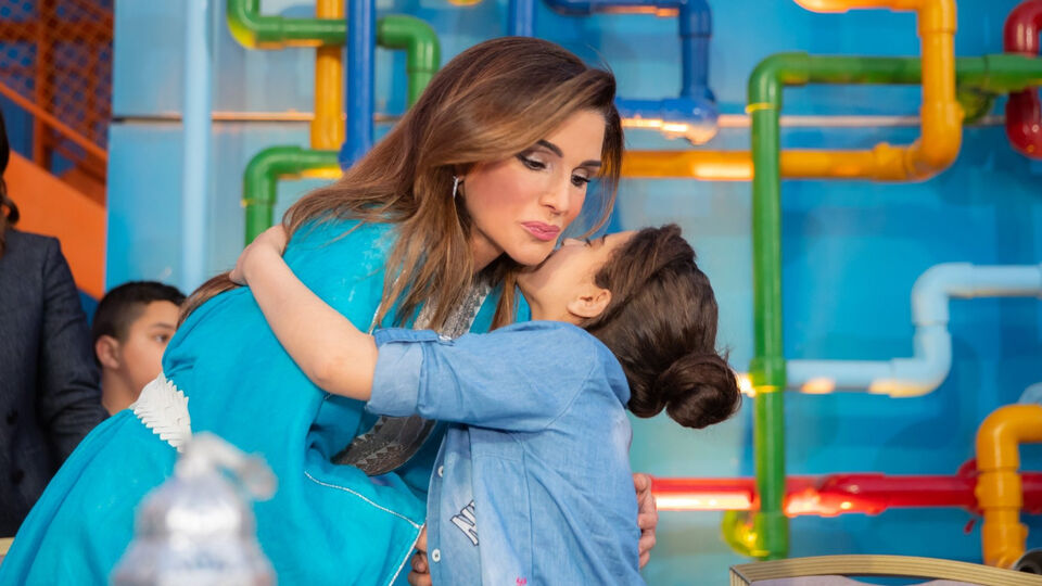 The Iftar Queen Rania Just Attended Will Warm Your Heart
